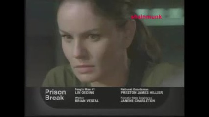 Prison Break - Season 4 Episode 13 Promo 1