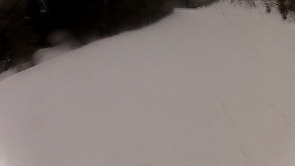 Deyvid Demirev skiing Gopro Hd Hero 2