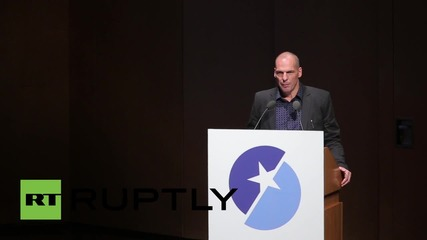 Greece: Varoufakis calls hypocrisy in the processes of debt restructuring