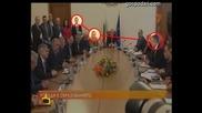 Парещият стол до Борисов