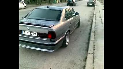 E34 528 turbo suround
