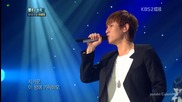 K. Will - When time has passed-111126 Immortal Song 2