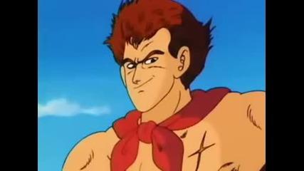 Dragon Ball Episode 34 - Cruel General Red