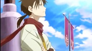 Akagami no Shirayuki-hime ( Snow White with Red Hair ) Епизод 2 Eng Sub + Bg Sub