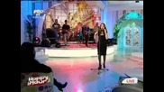 Petruta Kupper - Romanian girl panflute singer Tv Show.avi