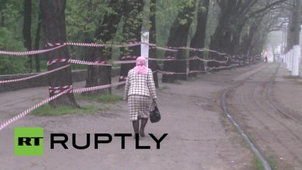 Ukraine: Security tightened ahead of Odessa tragedy commemorations