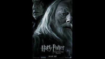 Саундтрак 4 от Хари Потър и Нечистокръвният принц