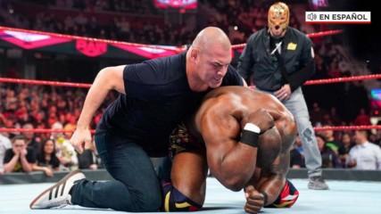 Top 10 Mejores Momentos de Raw En Español: WWE Top 10, Oct. 21, 2019