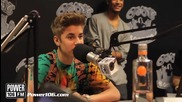 Justin Bieber Full interview July 2012 Power106 Big Boy's Neighborhood Hd