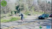 Гандалф кара скейт към Мордор
