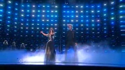 Четвърто място на Евровизия 2010 - Дания - Chanee & Nevergreen - In a moment like this • eurovision