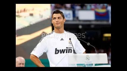 Снимки на Cristiano Ronaldo в Реал Мадрид