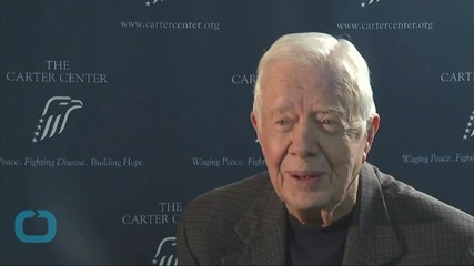 Former US President Jimmy Carter Cuts Short Guyana Visit because He is 'not Feeling Well'