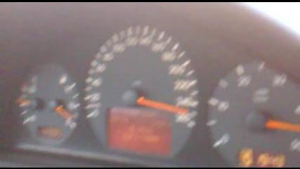 250km.h e - 320 cdi