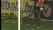 ВИДЕО: Вторият гол на Лудогорец в мрежата на Ботев