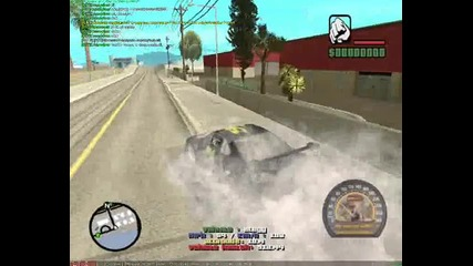 Gta Mp - Drifting and Paorkuring [dst]extreme