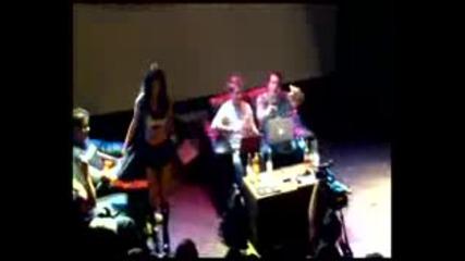 Diggnation Live Show La 2009 - Godaddy Superstrip