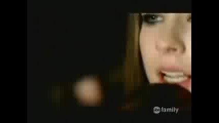 Avril Lavigne - Abc Family 4