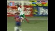 Guillermo Franco Goal Costa Rica - Mexico 0 - 2 (0 - 3 06/09/2009)