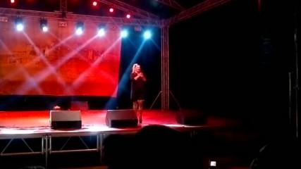 Концерта на Десислава на панира в град Видин - част -2