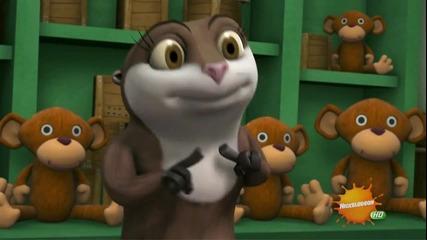 Морт от Мадагаскар - колко сладко животинче