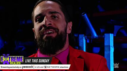 Seth Rollins demands that Edge meet him in the ring next week: SmackDown, Sept. 24, 2021