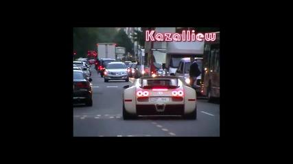 Истиско удовоствие да я видиш - Bugatti Veyron Част 2