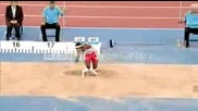 Phillips Idowu Triple Jump