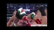 Wwe wrestlemania 29 Alberto vs Jack