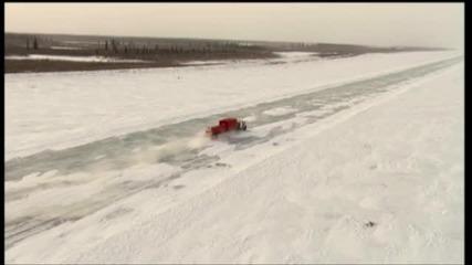 Камиони по леда - С02Е15