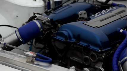 Nissan 200sx Sr22det Teaser - prepared by Upg