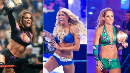 Former Women's Champions announced for Evolution Battle Royal: WWE Now