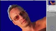 Удаления фона на фото в Akvis Smartmask