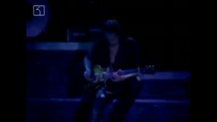 Jason Newsted bass solo live in Bulgaria 1999
