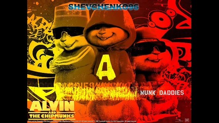 *new* Alvin And The Chipmunks - Not Afraid [by shevchenko96®]