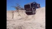 Jeep Rubicon Offroad