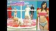 Японско шоу-разсъбличане на жена