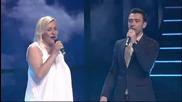 Sead Hodzic i Vesna Zmijanac - Jorgovani - (live) - Zg 05.07.2015 - Prevod