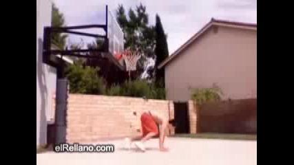 Смях - Гаден Инцидент С Баскетболен Кош