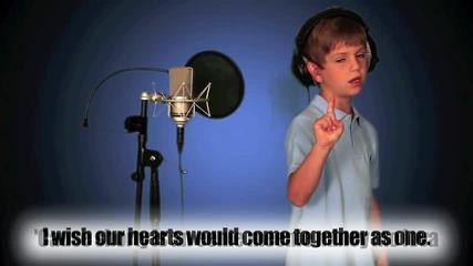 7 Year Old raps Justin Bieber - Eenie Meenie