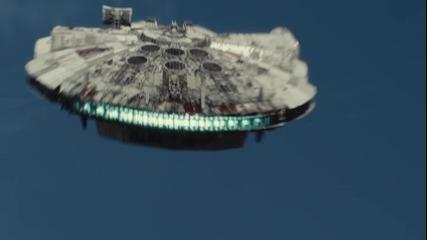 """Първи кадри от епизод 7 на """"Междузвездни войни"""""""