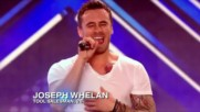 Joseph Whelan - Whole Lotta Love - X Factor Uk
