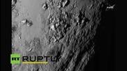 """НАСА показа запис от прелитането на """"Нови хоризонти"""" край Плутон"""
