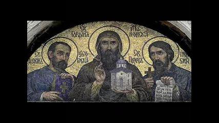 Български православни икони и стенописи