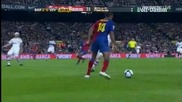 Fc Barcelona 4 - 0 Sevilla 22.04.2009 *highlights*