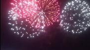 Новогодишната Заря от Варна 2015 Честита Нова Година