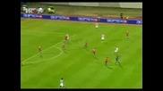 Ivan Rakitic Goal Croatia - Belarus 1 - 0