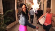 Ariel Meredith Dances Through Panama Streets In A Bikini Outtakes Sports Illustrated Swimsuit