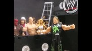 Wwe - Dx Figure Entrance
