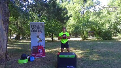 Escape Your Limits - Тренирай навън - Видео #4